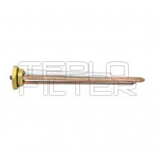 Комплект ТЭН ИТА RDT 3,0 кВт M6 гайка с анодом и прокладкой
