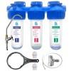 Питьевая система очистки воды АВРОРА-3СТ три ступени